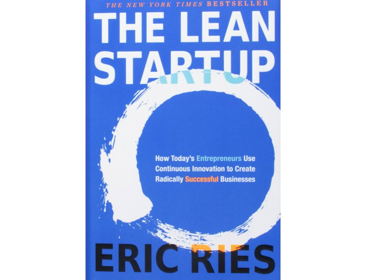 The lean startup d'Eric Ries